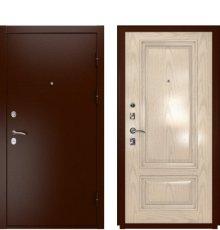 Дверь Luxor-3А Фараон-1 Дуб слоновая кость