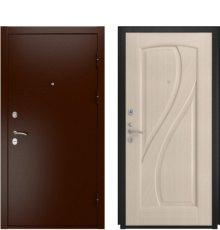 Дверь Luxor-3А Мария беленый дуб