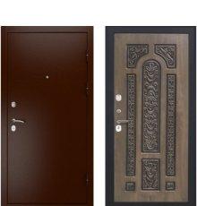 Дверь Luxor-3А Д-19 Грецкий орех