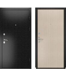 Дверь Luxor-3Б Прямая беленый дуб