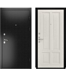 Дверь Luxor-3Б Титан-3 РАЛ-9010