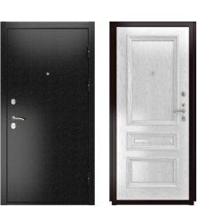 Дверь Luxor-3Б Фараон-2 Дуб белая эмаль