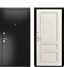 Дверь Luxor-3Б Фемида-2 Дуб РАЛ-9010