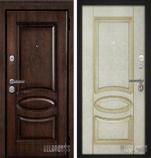 Дверь Металюкс М71/7 с капителью