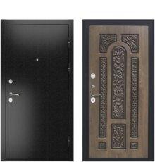 Дверь Luxor-3Б Д-19 Грецкий орех