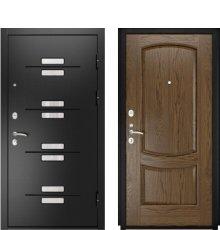 Дверь Luxor-13 Лаура-2 Светлый мореный дуб