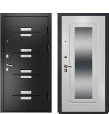 Дверь Luxor-13 ФЛЗ-120 ПВХ Ясень белый