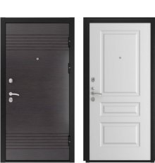 Дверь Luxor-7 Л-2 Белая эмаль