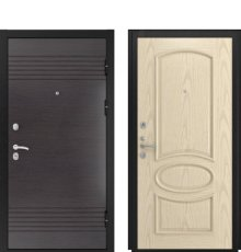 Дверь Luxor-7 Грация дуб слоновая кость
