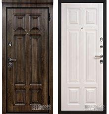Дверь Металюкс М706/3 с капителью