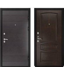 Дверь Luxor-7 Деметра мореный дуб