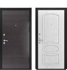 Дверь Luxor-7 Грация дуб белая эмаль