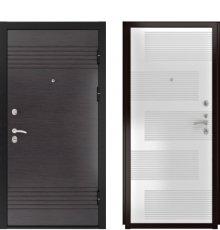 Дверь Luxor-7 ПВХ-185 Белая эмаль