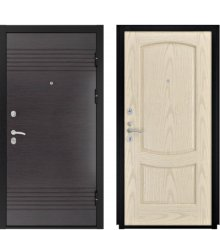 Дверь Luxor-7 Лаура-2 Дуб слоновая кость