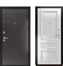 Дверь Luxor-7 Фараон-2 Дуб белая эмаль
