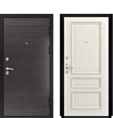 Дверь Luxor-7 Фемида-2 Дуб РАЛ-9010
