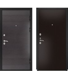 Дверь Luxor-7 Прямая венге