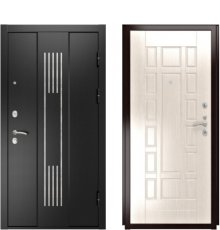 Дверь Luxor-28 ПВХ ФЛ-244 Беленый дуб