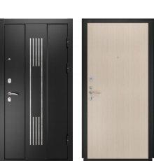 Дверь Luxor-28 Прямая беленый дуб