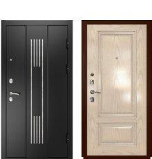 Дверь Luxor-28 Фараон-1 Дуб Слоновая кость