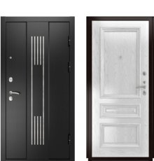 Дверь Luxor-28 Фараон-2 Дуб белая эмаль
