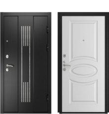 Дверь Luxor-28 Л-1 Белая эмаль