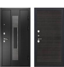 Дверь Luxor-28 ФЛ-643 Венге поперечный