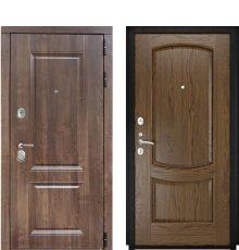 Дверь Luxor-22 Лаура-2 Светлый мореный дуб