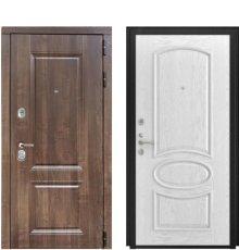 Дверь Luxor-22 Грация Дуб белая эмаль