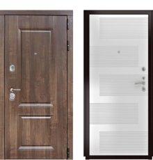 Дверь Luxor-22 ПВХ-185 Белая эмаль