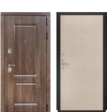 Дверь Luxor-22 Прямая Беленый дуб