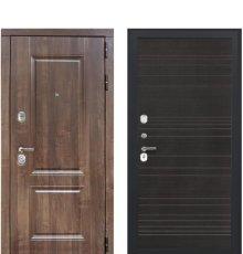 Дверь Luxor-22 ФЛ-643 Венге поперечный