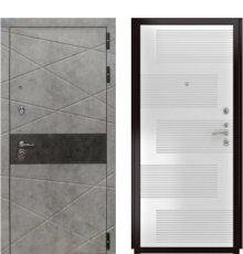 Дверь Luxor-31 ПВХ-185 Белая эмаль