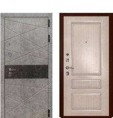 Дверь Luxor-31 Валентия-2 Беленый дуб