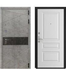 Дверь Luxor-31 Л-2 Белая эмаль