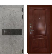 Дверь Luxor-31 Лаура красное дерево