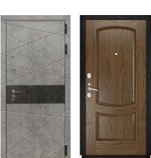 Дверь Luxor-31 Лаура-2 Светлый мореный дуб