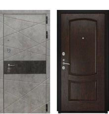 Дверь Luxor-31 Лаура-2 Мореный дуб