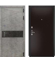 Дверь Luxor-31 прямая венге
