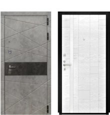 Дверь Luxor-31 АРТ-1 Ясень белый