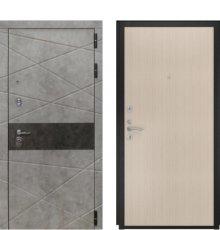 Дверь Luxor-31 Прямая беленый дуб