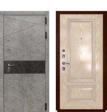 Дверь Luxor-31 Фараон-1 Дуб слоновая кость