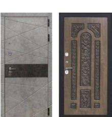 Дверь Luxor-31 Д-19 Грецкий орех