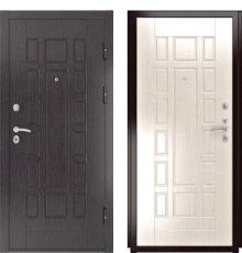 Дверь Luxor-5 ФЛ-244 ПВХ Беленый дуб