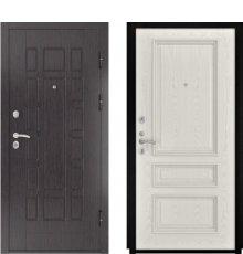 Дверь Luxor-5 Гера-2 Дуб РАЛ-9010