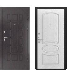 Дверь Luxor-5 Грация Дуб белая эмаль