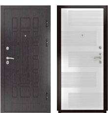 Дверь Luxor-5 ПВХ-185 белая эмаль