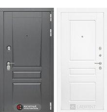 Дверь Платинум 03 - Белый софт