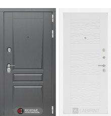 Дверь Лабиринт  Платинум 06 - Белое дерево