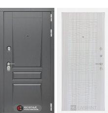 Дверь Лабиринт  Платинум 06 - Сандал белый